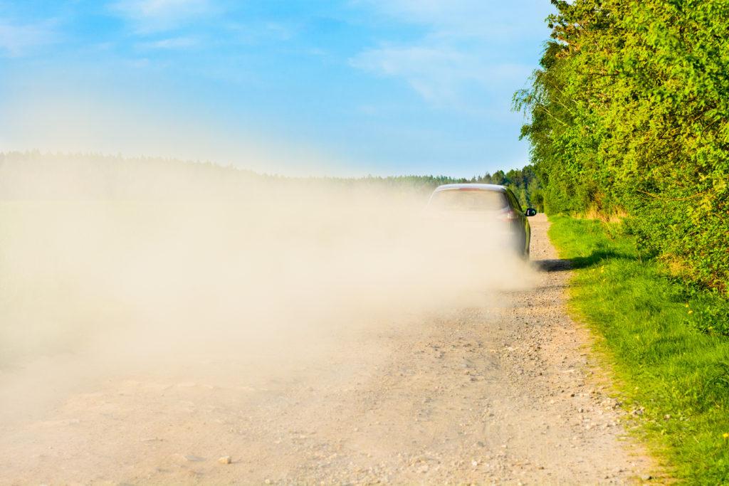 Coherex® Dust Retardant - Dust Suppressant - Mountain State Equipment